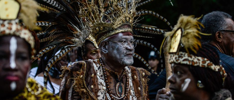 Annual Predawn J'ouvert Celebration In Brooklyn Marks Starts Of Caribbean Carnival