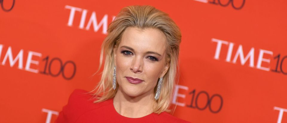 Megyn Kelly attends the TIME 100 Gala celebrating its annual list of the 100 Most Influential People In The World at Frederick P. Rose Hall, Jazz at Lincoln Center on April 24, 2018 in New York City. (ANGELA WEISS/AFP via Getty Images)