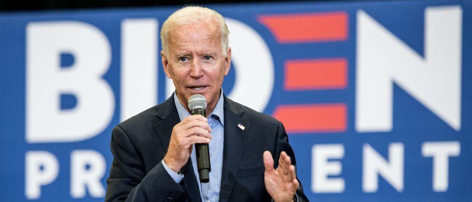 Democratic Presidential Candidate Joe Biden Holds South Carolina Town Hall