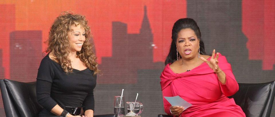 The Oprah Winfrey Show: Fridays Live From New York