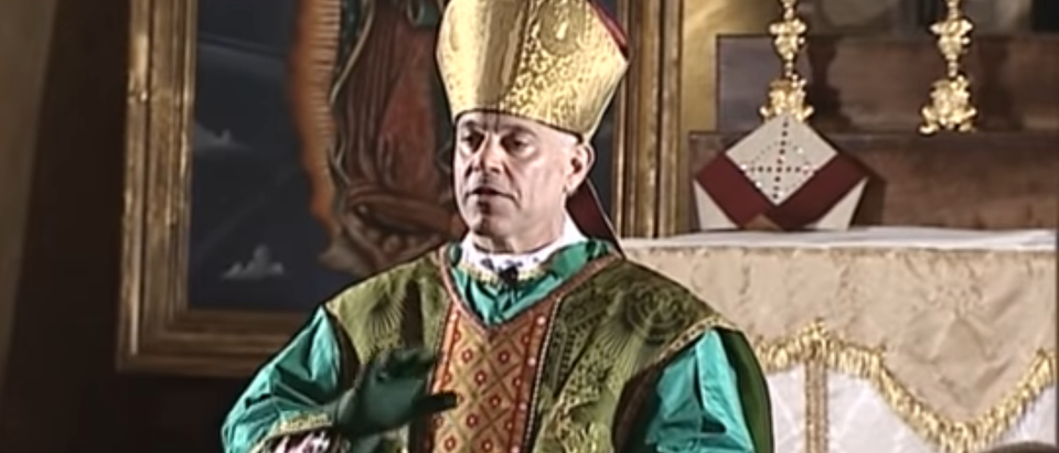 Archbishop of San Francisco Salvatore Cordileone