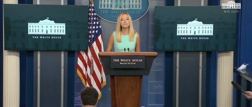 Kayleigh McEnany (White House YouTube)