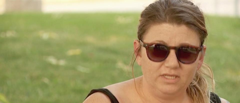 Golda Barton, mother of autistic boy shot by police in Utah speaks out (Screenshot/KUTV)