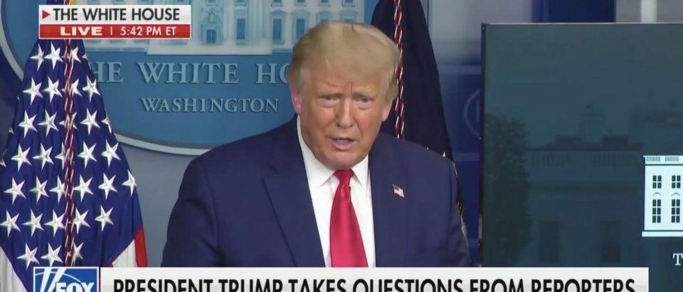 Donald Trump (Fox News)