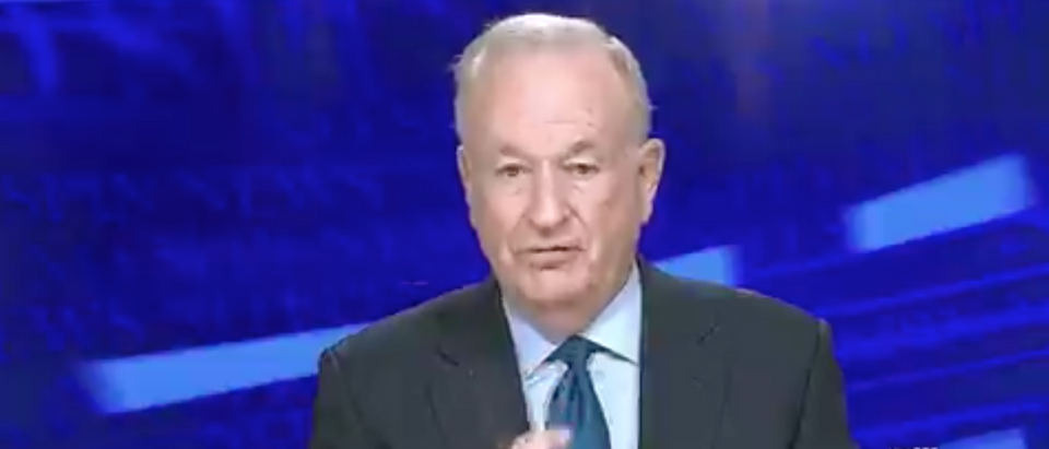O'Reilly On No Spin News