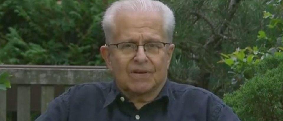 "Laurence Tribe appears on ""Fox News Sunday."" Screenshot/Fox"