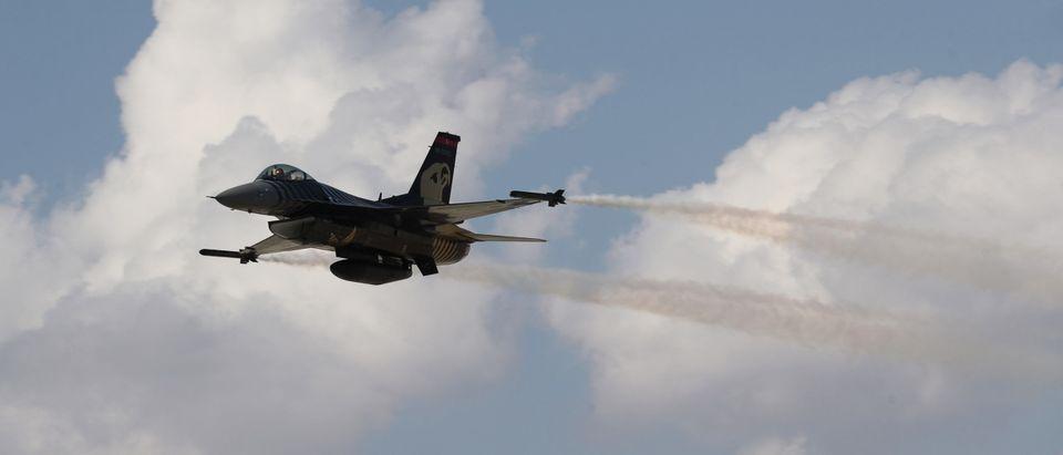 Turkish F-16 Airshow