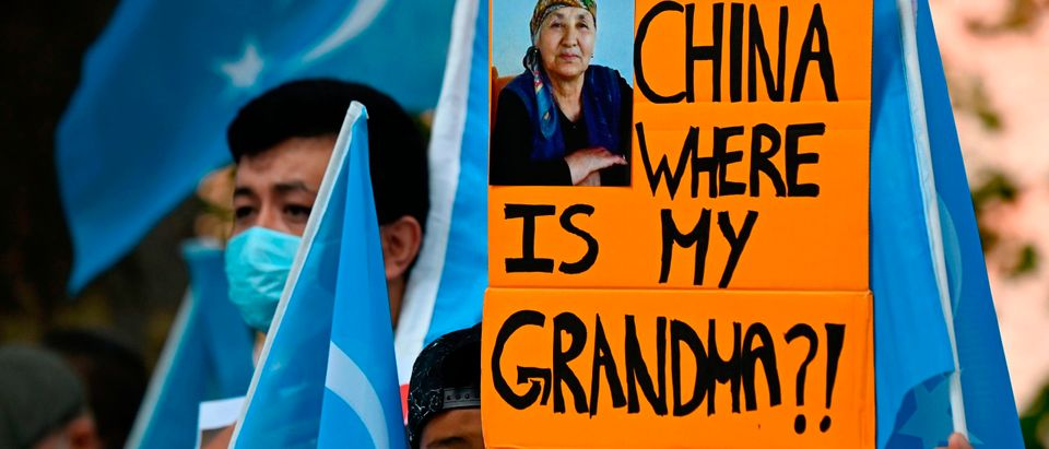 Uyghurs Protest Against Detainment Camps
