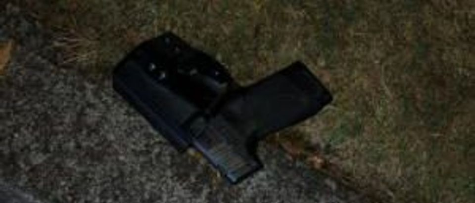 Firearm allegedly used in shooting/Portland Police Bureau