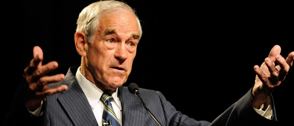 Ron Paul Addresses Clark County Republican Party