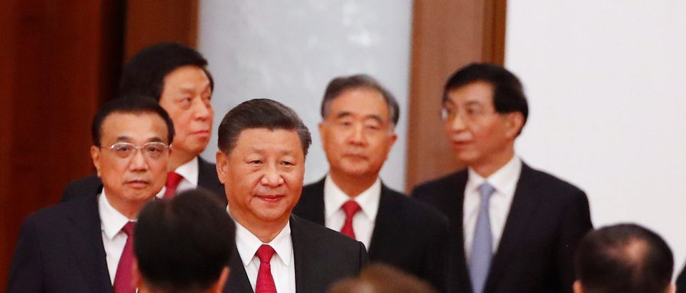 71st anniversary of the founding of the People's Republic of China