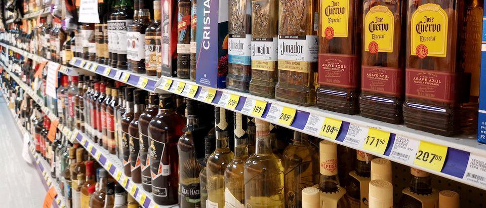 Tequila Sales Boom During Coronavirus Pandemic