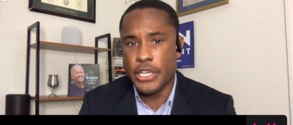 Biden Spokesman Jamal Brown