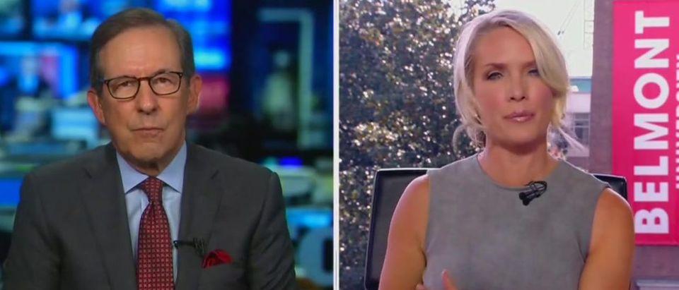 Dana Perino, Chris Wallace rip Biden for 4-day campaign lid (Fox News screengrab)