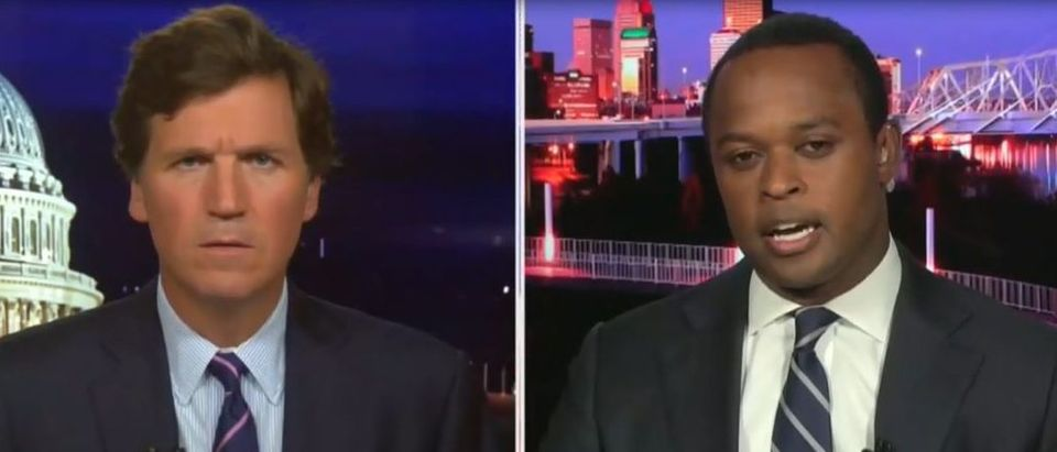 Daniel Cameron speaks out on Breonna Taylor case (Fox News screengrab)