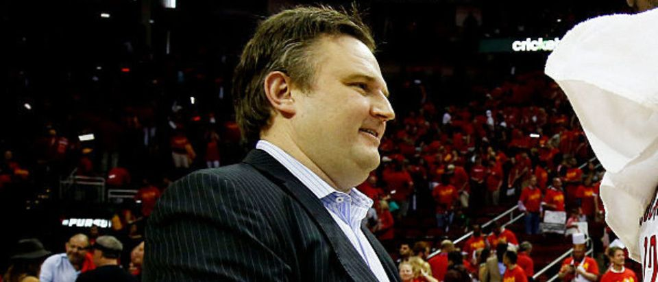 Daryl Morey (Photo by Scott Halleran/Getty Images)