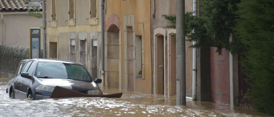 FRANCE-FLOOD-WEATHER