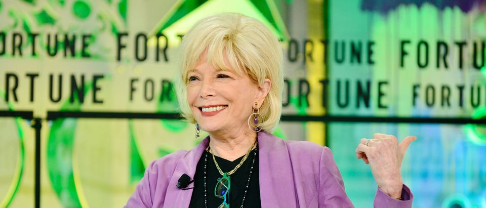 CBS News Correspondent Lesley Stahl attends Fortune Most Powerful Women Summit 2018 at Ritz Carlton Hotel on October 3, 2018 in Laguna Niguel, California. (Jerod Harris/Getty Images for Fortune)