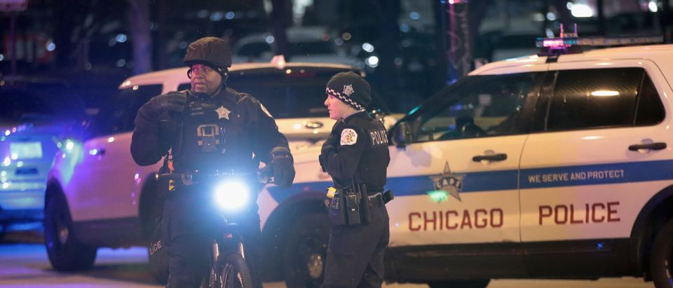 Shooting At Chicago's Mercy Hospital