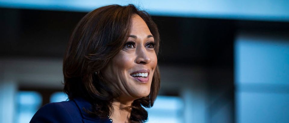 Sen. Kamala Harris Speaks At Her Alma Mater Howard University
