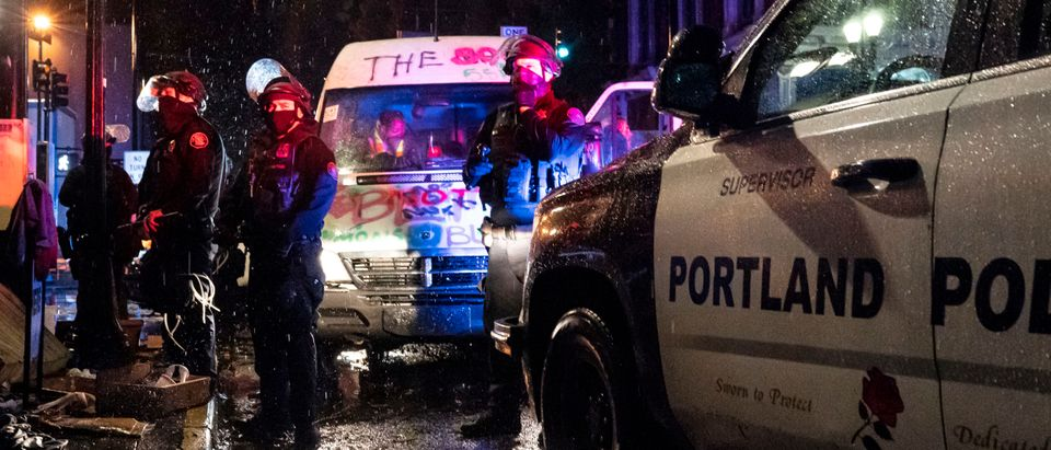 Unrest In Portland Continues