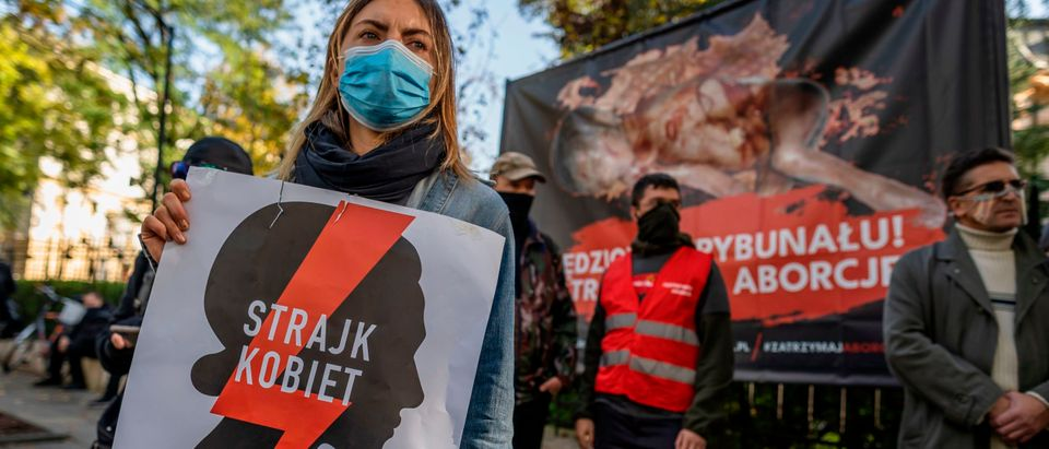 POLAND-ABORTION-PROTEST