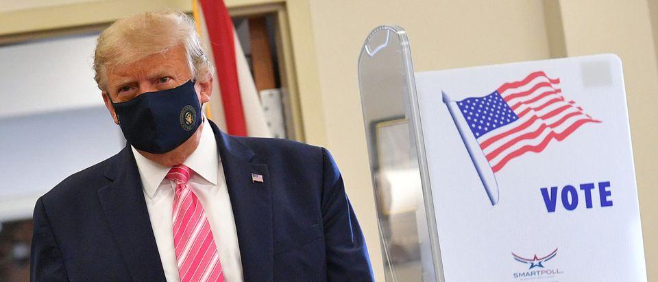 US Trump Vote