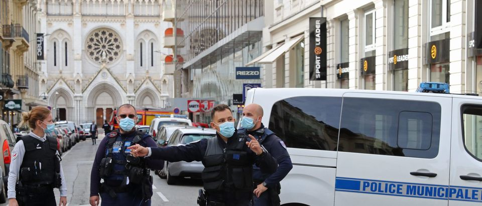 FRANCE-POLICE-INVESTIGATION-ATTACK