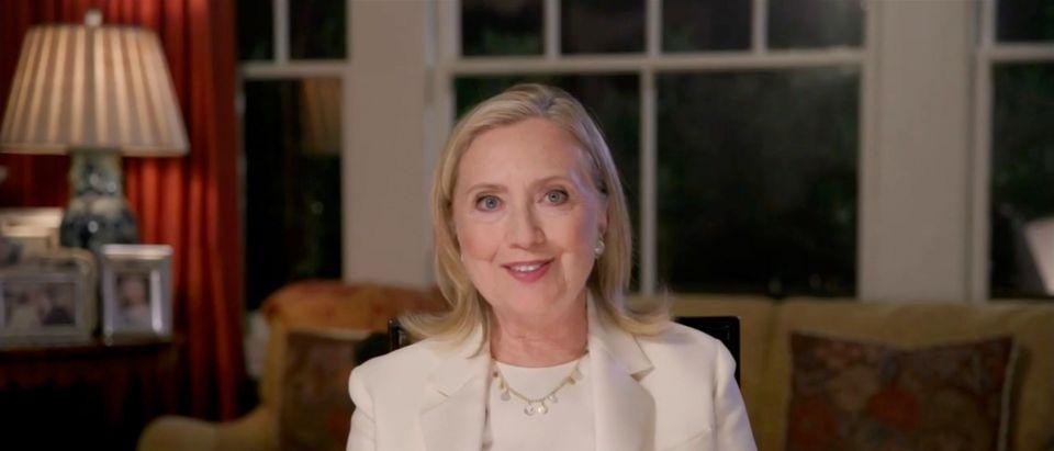 Hillary Clinton DNC Electoral College