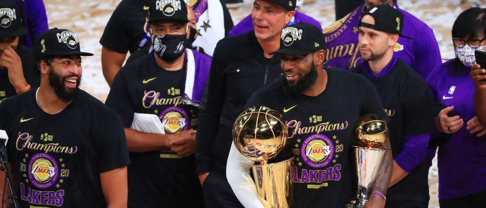 2020 NBA Finals Game Six