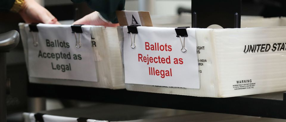 Miami Dade County Scans Absentee Ballots For Errors Ahead Of Count