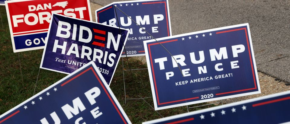 Swing State North Carolina Heads Into Final Weekend Before Election Day