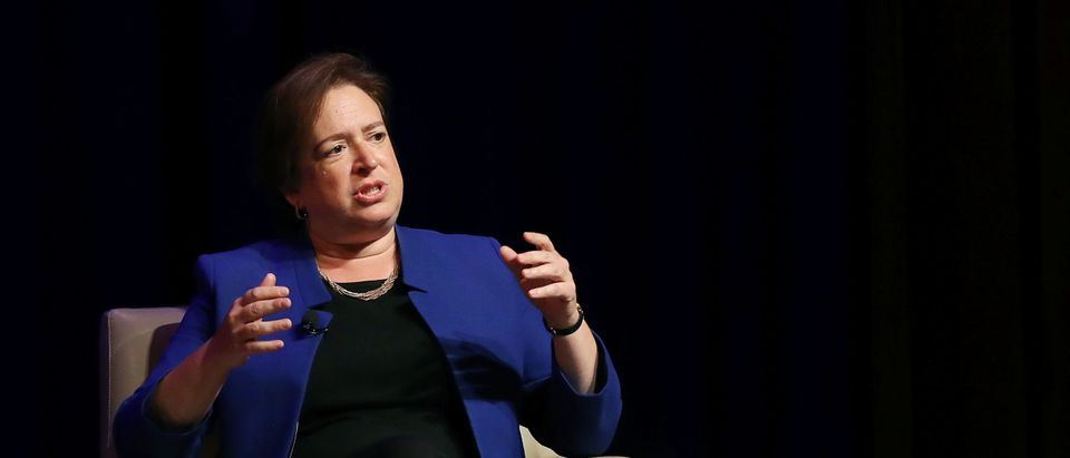 Supreme Court Justice Elena Kagan Speaks At George Washington University