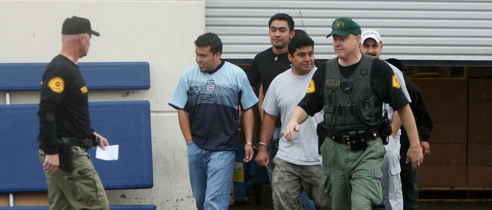 Immigrants Targeted By Feds Often Had No Criminal Record, Report Finds
