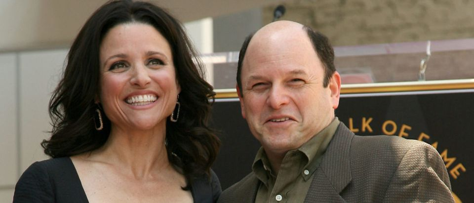 Julia Louis-Dreyfus Honored On The Hollywood Walk Of Fame