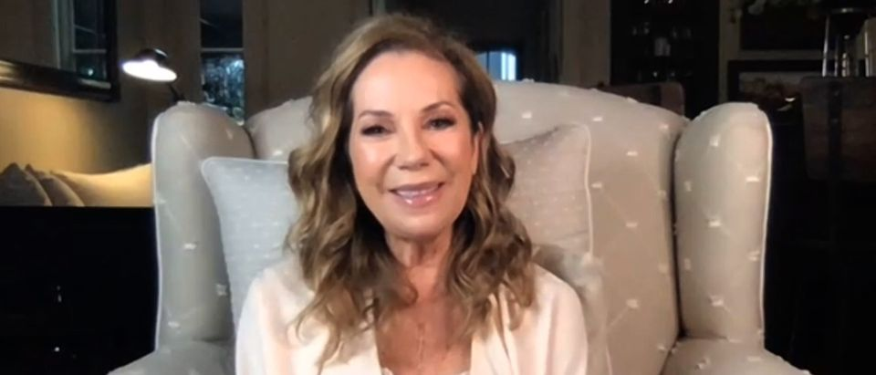 Kathie Lee Gifford speaks with the Daily Caller (Samantha Renck, Screenshot)