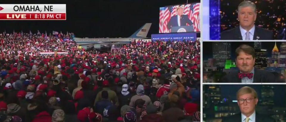 Pollsters analyze presidential race (Fox News screengrab)
