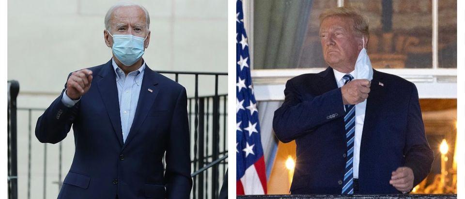 Joe Biden, Donald Trump (Getty Images)