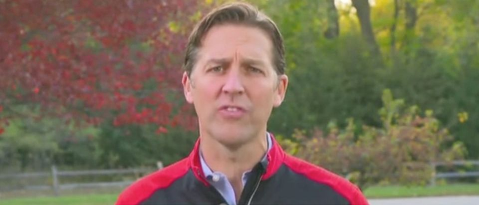 "Ben Sasse appears on ""Fox News Sunday."" Screenshot/Fox"
