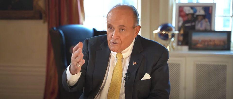 Rudy Giuliani (Daily Caller)