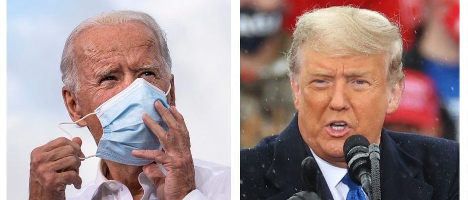Joe Biden, Donald Trump (Getty Images)