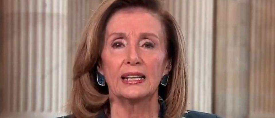 Screen Shot_Twitter_Nancy Pelosi_The View