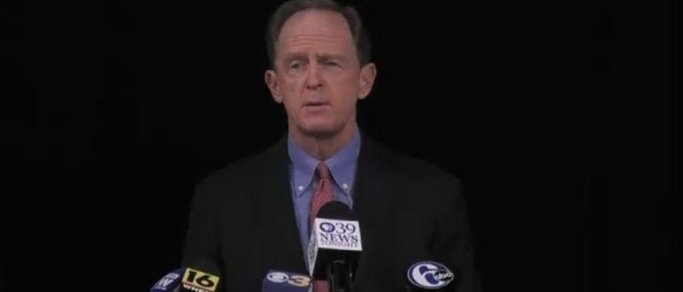 Screen Shot_Youtube_Senator Toomey Holds a Press Conference_Senator Pat Toomey