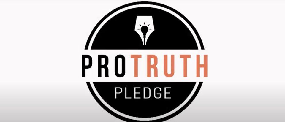Screenshot- Pro Truth Pledge Youtube