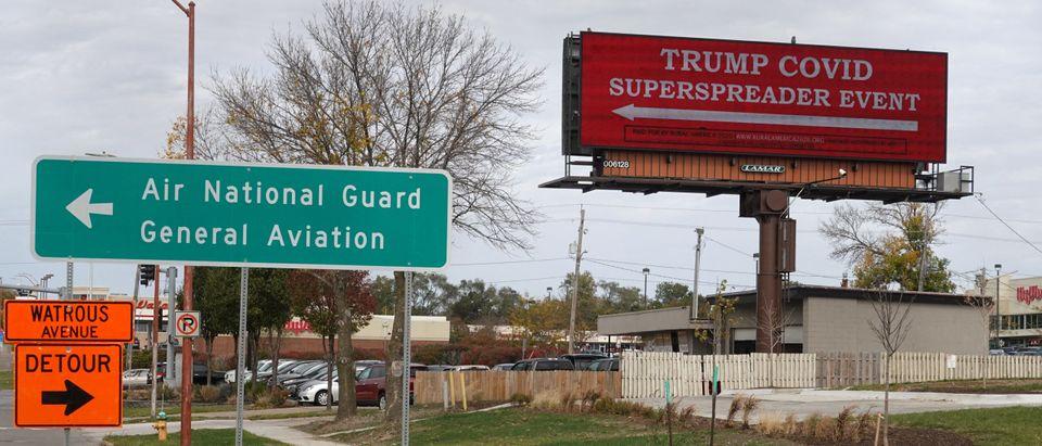'COVID Superspreader Event' Trump Rally