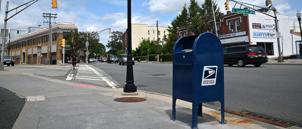 Mail Carrier Throws Election Ballots In Dumpster