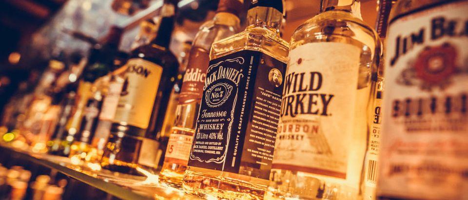 Alcohol (Credit: Shutterstock/Alexandru Nika)