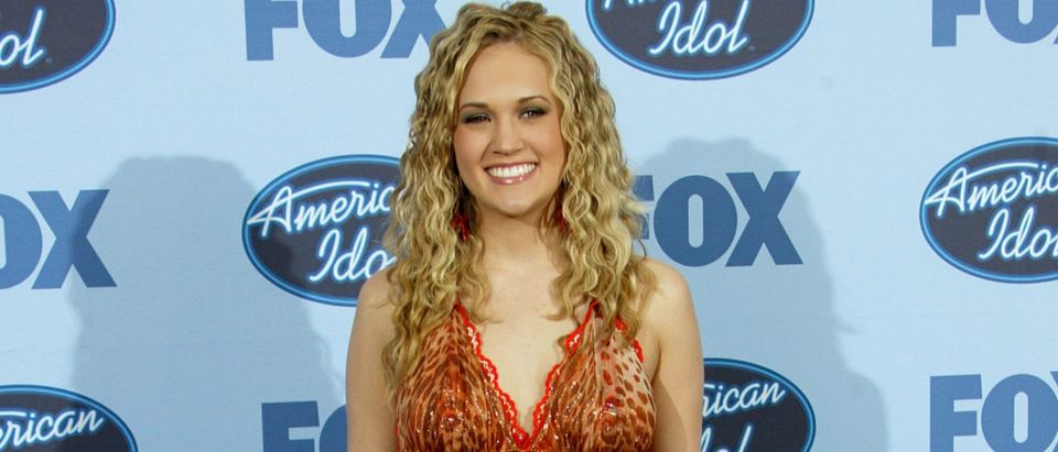 American Idol Finale: Results Show - Press Room