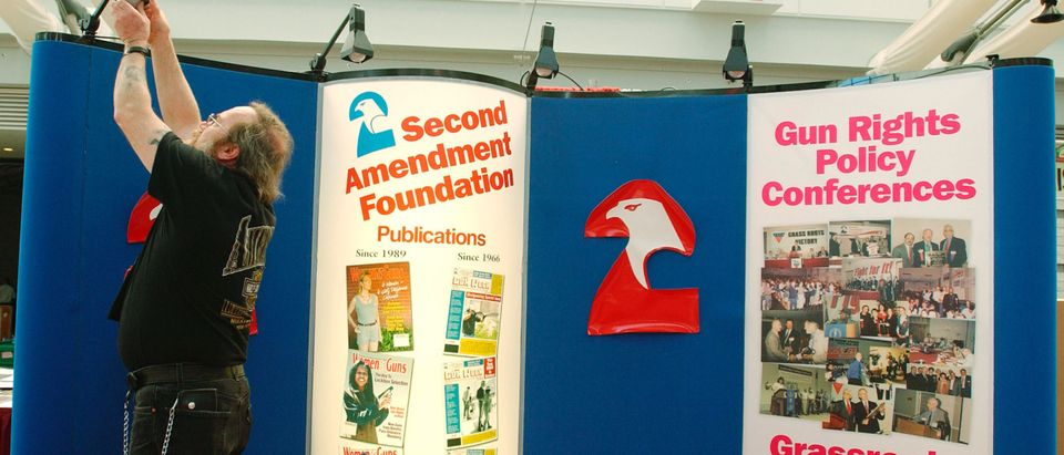 NRA Revs Up For 133rd Annual Convention