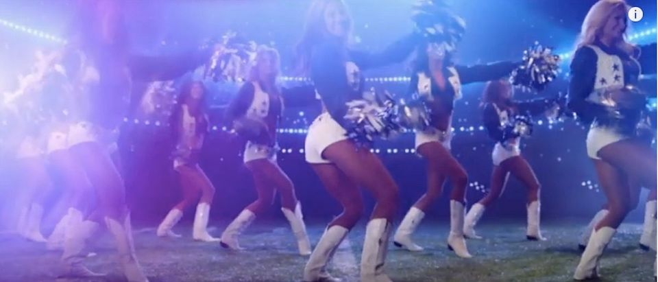 Dallas_Cowboys Cheerleaders
